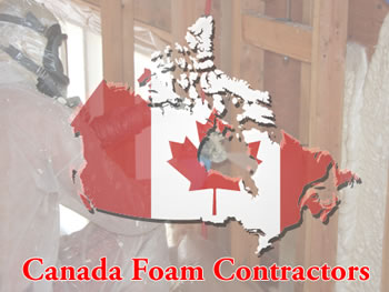 Winnipeg Canada Spray Foam Contractors